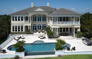 $8.95 Million Oceanfront Mansion In Orchid, FL