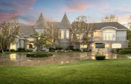 $2.9 Million Stone & Stucco Home In Chatsworth, CA