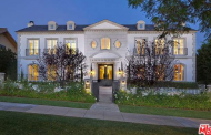 $24.995 Million Newly Built Georgian Traditional Mansion In Beverly Hills, CA