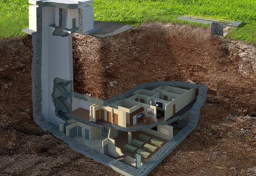 $17.5 Million Bunker In Tifton, GA