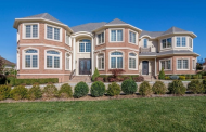 $2.9 Million Brick & Stucco Home In Livingston, NJ