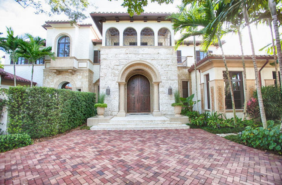 Villa Karina – A $12.995 Million Mansion In Palm Beach Gardens, FL