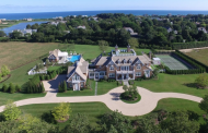Twin Peaks – A $45 Million Newly Built Shingle Mansion In Southampton, NY