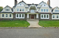 $2.8 Million Newly Built Shingle & Stone Mansion In Colts Neck, NJ