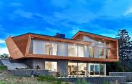 $3.3 Mililon Contemporary Home In Provincetown Village, MA