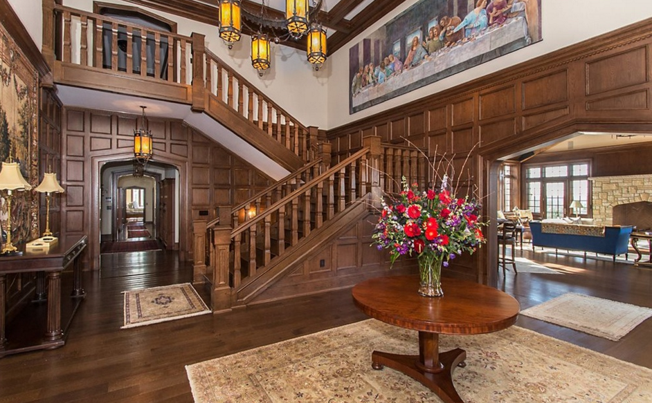 Rose Hill Manor An 11 000 Square Foot English Country