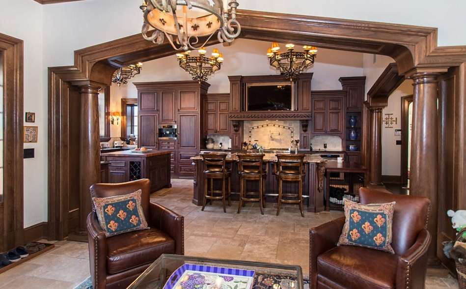 Rose Hill Manor An 11000 Square Foot English Country Mansion In