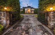 15,000 Square Foot Stone & Stucco Mansion In Milton, GA
