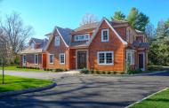 $4.45 Million Newly Built Shingle Mansion In Short Hills, NJ