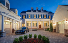 $2.95 Million Newly Built Traditional Home In Celebration, FL