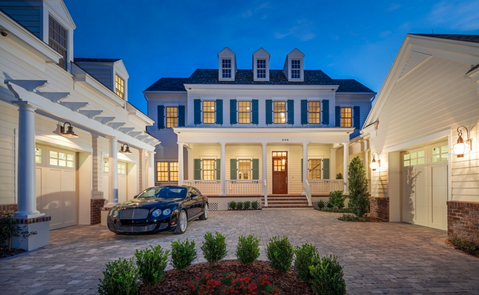 2 95 Million Newly Built Traditional Home In Celebration