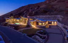 Newly Built Contemporary Mansion In Cottonwood Heights, UT Re-Listed