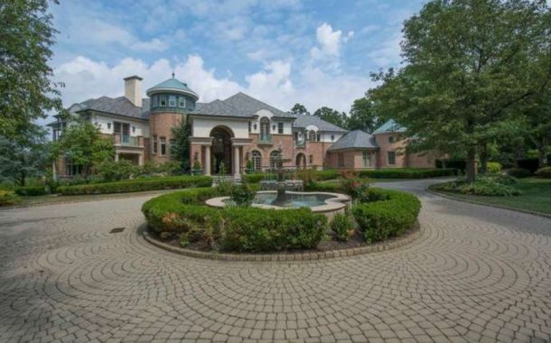 20,000 Square Foot European Inspired Mansion In Gladwyne, PA