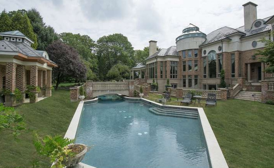 20 000 Square Foot European Inspired Mansion In Gladwyne