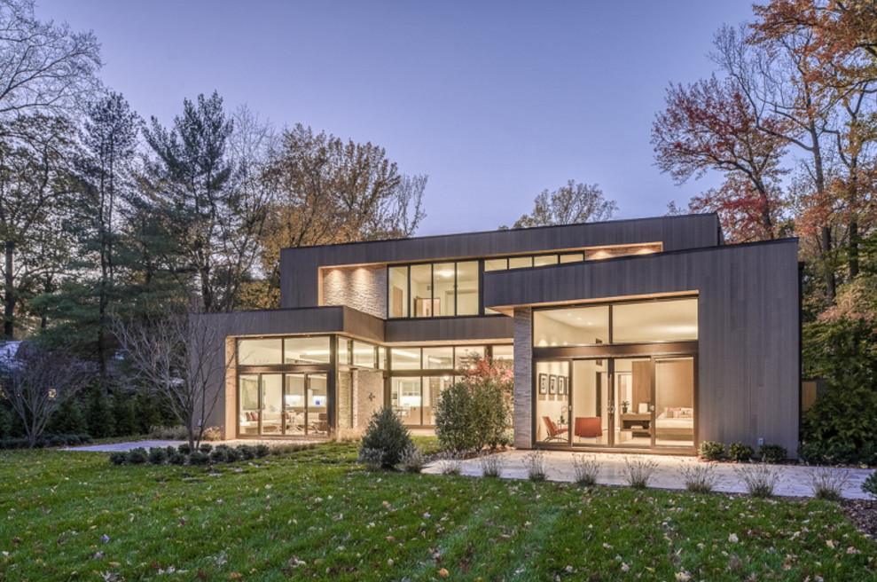 10 000 square foot newly built contemporary mansion in for 10000 square foot house