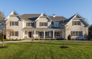 $4.295 Million Newly Built Colonial Mansion In Scarsdale, NY