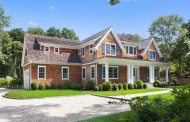 $2.995 Million Newly Built Shingle Home In Sag Harbor, NY
