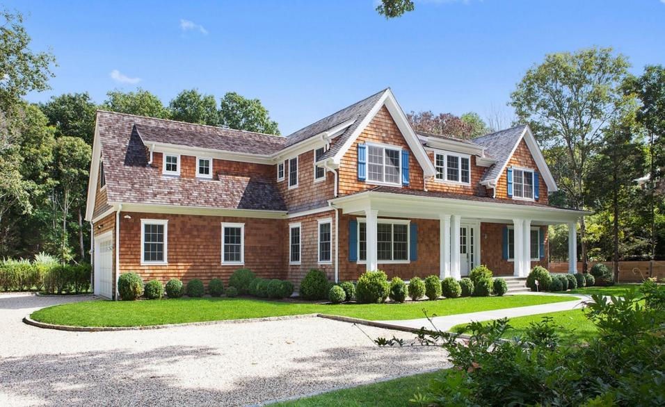 $2.995 Million Newly Built Shingle Home In Sag Harbor, NY