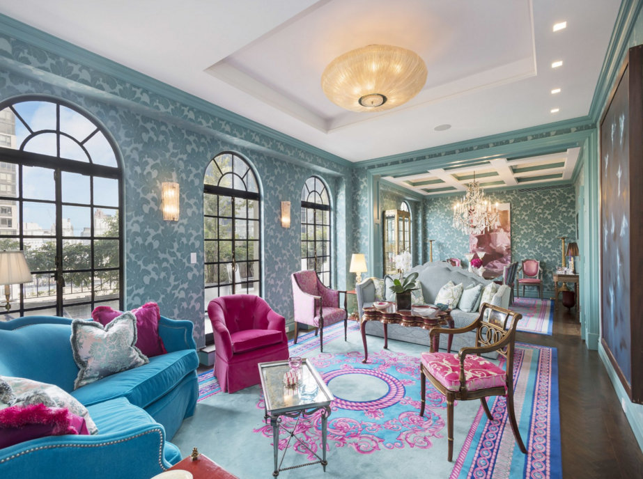 $16 Million Penthouse In New York, NY