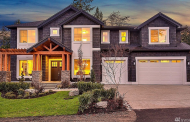 $2.4 Million Newly Built Craftsman Home In Bellevue, WA