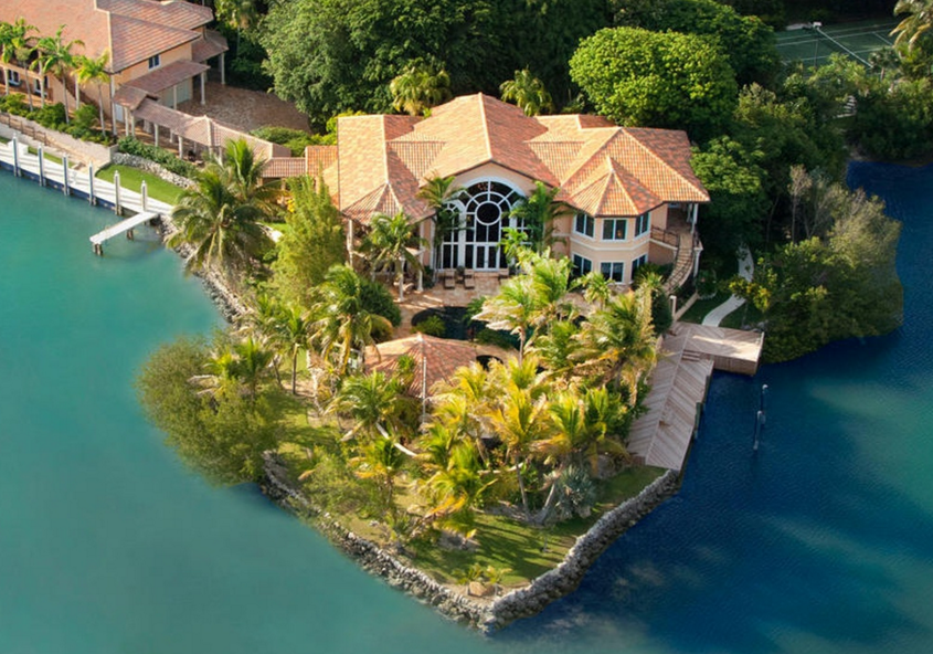 $12.9 Million Waterfront Estate In Marathon, FL
