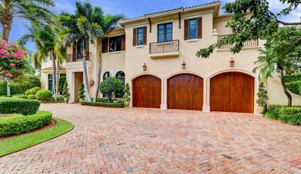 $2.75 Million Mediterranean Home In Boca Raton, FL