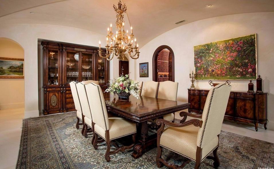 79 Million Italian Inspired Mansion In El Dorado Hills CA