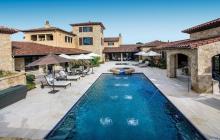 $7.9 Million Italian Inspired Mansion In El Dorado Hills, CA