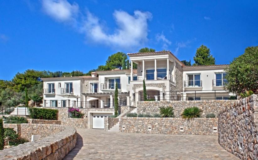 €9.6 Million Newly Built Mansion In Mallorca, Spain