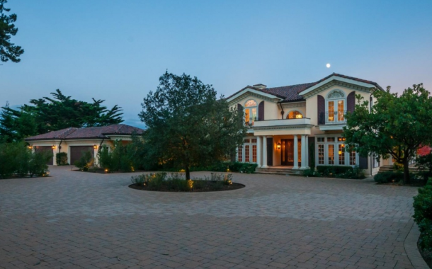 $18 Million Mansion In Hillsborough, CA