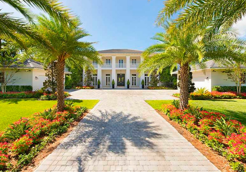 $7.195 Million Newly Built Mansion In Miami, FL