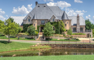 $3.495 Million Country Club Mansion In Oklahoma City, OK