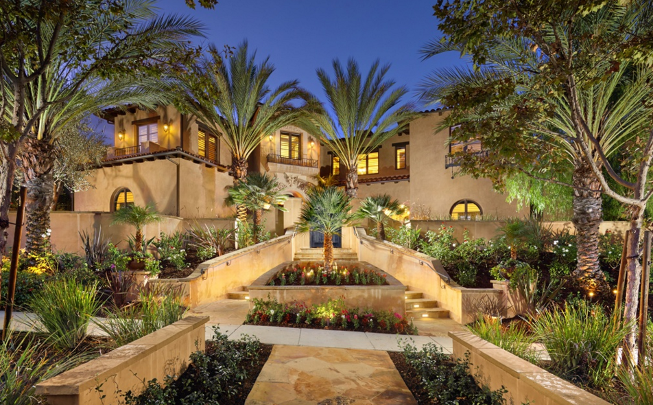 3 4 Million Spanish Style Home In Ladera Ranch Ca