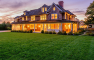 $7.85 Million Newly Built Shingle Mansion In Water Mill, NY