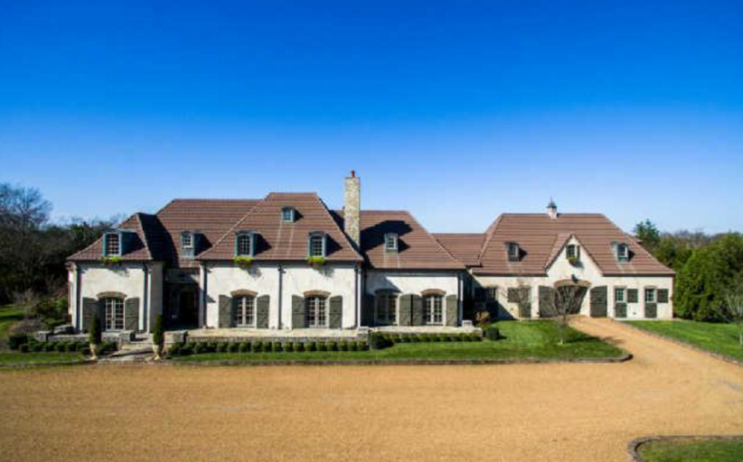 $8.5 Million 70 Acre Estate In Shelbyville, TN