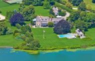 $48 Million Lakefront Estate In Southampton, NY
