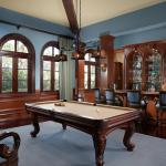 Billiards Room w/ Wet Bar