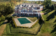 $3.8 Million Brick Mansion In Wheeling, WV