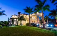 11,000 Square Foot Stately Mansion In Davie, FL