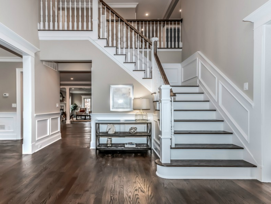 $2.425 Million Newly Built Craftsman Style Home In Madison, NJ