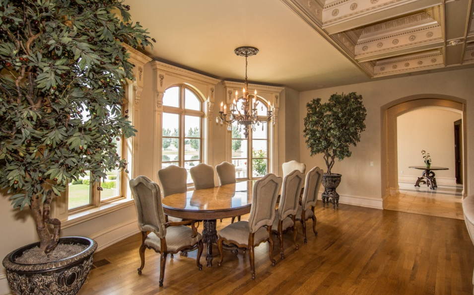 11 000 Square Foot French Inspired Mansion In Cottonwood