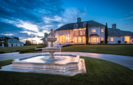 11,000 Square Foot French Inspired Mansion In Cottonwood, CA