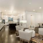 Gourmet Kitchen & Breakfast Room & Family Room
