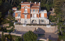 The Eclaircie – A Waterfront Mansion In Provence-Alpes-Cote D'Azur, France