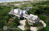 $32.888 Million Newly Built Oceanfront Shingle Mansion In East Hampton, NY