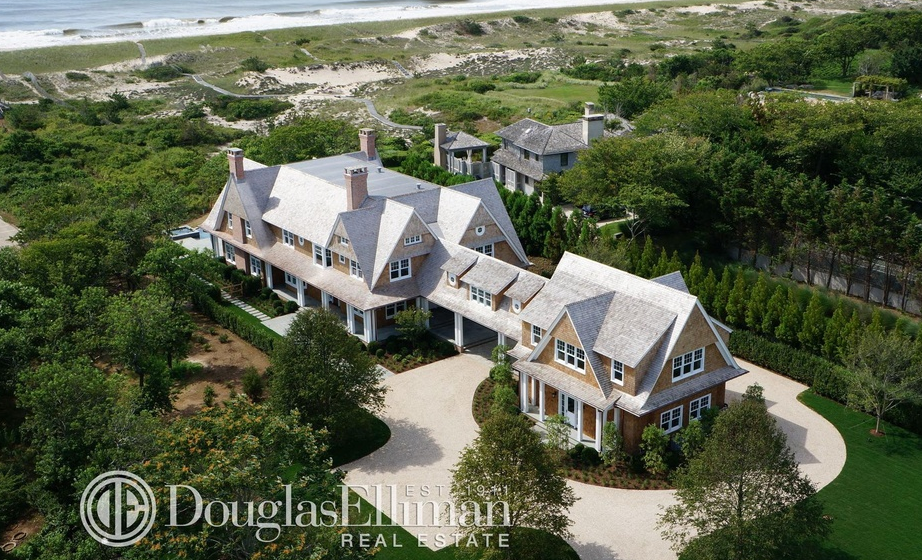 Million Newly Built Oceanfront Shingle Mansion In East Hampton Ny Homes Of The Rich
