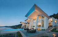 $10.5 Million Newly Built Contemporary Lakefront Mansion In British Columbia, Canada
