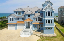 $3.35 Million Oceanfront Shingle Home In Duck, NC