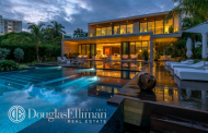 $22.5 Million Newly Built Contemporary Waterfront Mansion In Miami Beach, FL