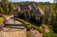 15,000 Square Foot Stone & Stucco Mansion In Atlanta, GA